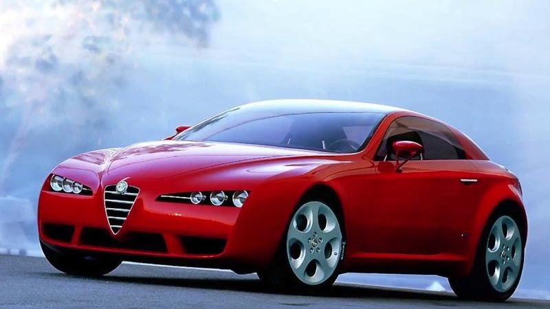 Quello che (forse) non sai sull'Alfa Romeo Brera