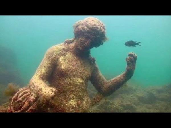 Baia, la Pompei sommersa