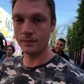 Nick Carter - Hanging out at our MURAL in LA.