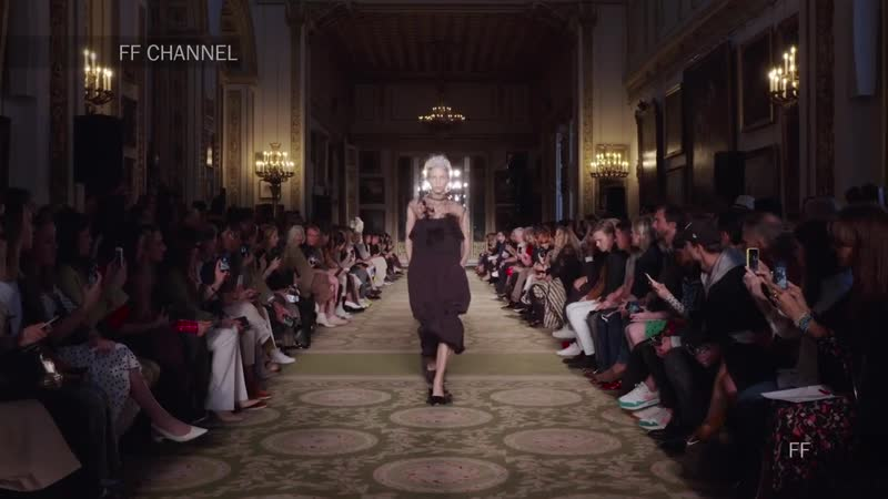 Simone Rocha _ Spring Summer 2019 Full Fashion Show _ Exclusive