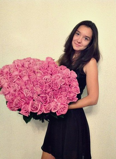 Алина Тюшнякова, 3 октября , Иркутск, id137349723
