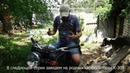 Нашли клад. Мотоцикл Днепр 10-36 без пробега простоял 35 лет. Капсула времени.