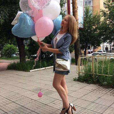 Анастасия Лисичникова
