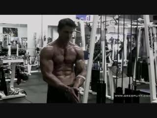 Грег Плитт (Greg Plitt) Мотивация для тренировок