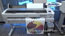 Sample Test on Epson Surecolor F6070 44 Large Format Inkjet Printer