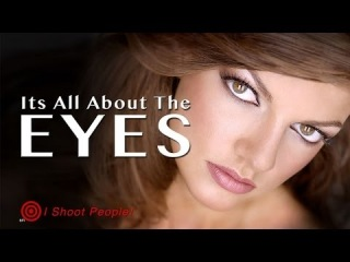 Its All About The Eyes in Model & Portrait Photography\\phh