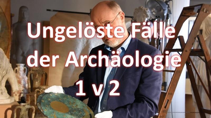 Terra X Ungelöste Fälle der Archäologie 1v2 2018