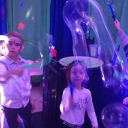 Bubble_show_kobrin_brest video
