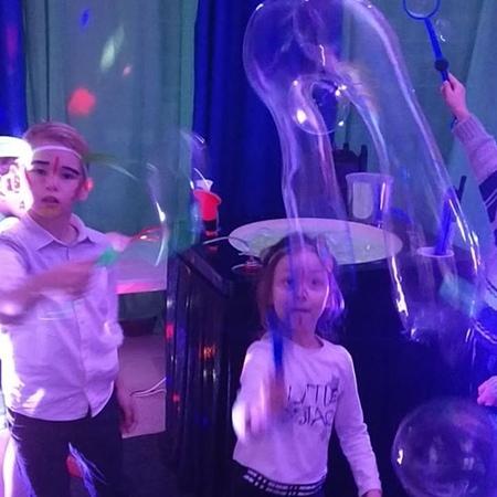 Bubble_show_kobrin_brest video