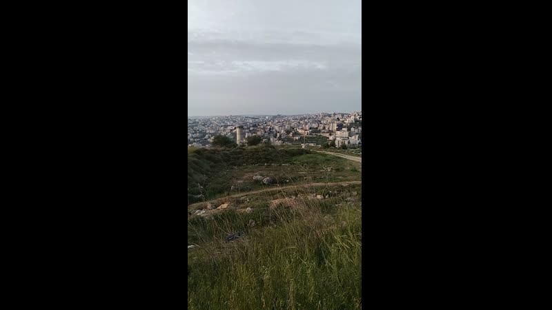 Вид на Вифлием Бейт Лехем