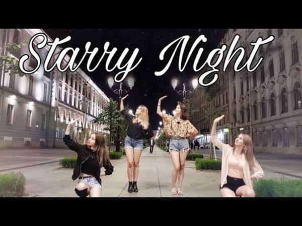 [KPOP IN PUBLIC CHALLENGE] MAMAMOO(마마무) _ Starry Night(별이 빛나는 밤) dance cover by RANGERS