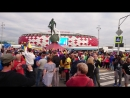 #MOSKOW2018 FIFA WORLD CUP RUSSIA !!!SUMMER 2018 COLOMBIA-ENGLAND часть1