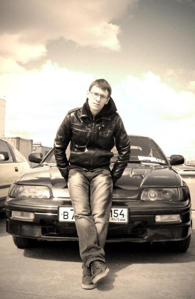 Павел Вялков, 22 ноября 1988, Новосибирск, id134838875