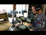 Our Waking Hour -- Last song for you ( Boris Kuchinskiy Drum Cover )