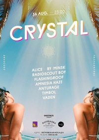 16.08 - CRYSTAL PARTY