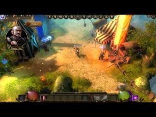Приключение в браузерной онлайн игре Drakensang Online