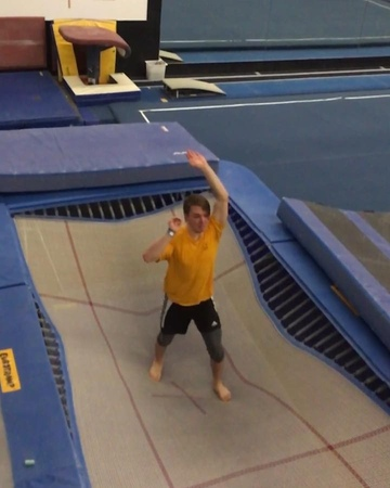 """David Williams V on Instagram: """"This trick has easily become one of my favorites over the passed few months. really fun axis to mess with!"""""""
