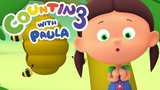 Counting With Paula Compilation - Minisodes #146-152