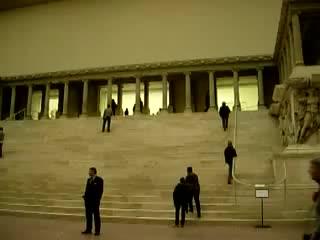 в Пергамон музее