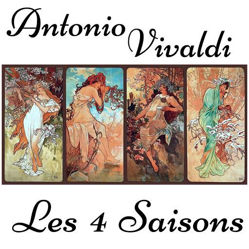 Antonio Vivaldi альбом Les 4 saisons