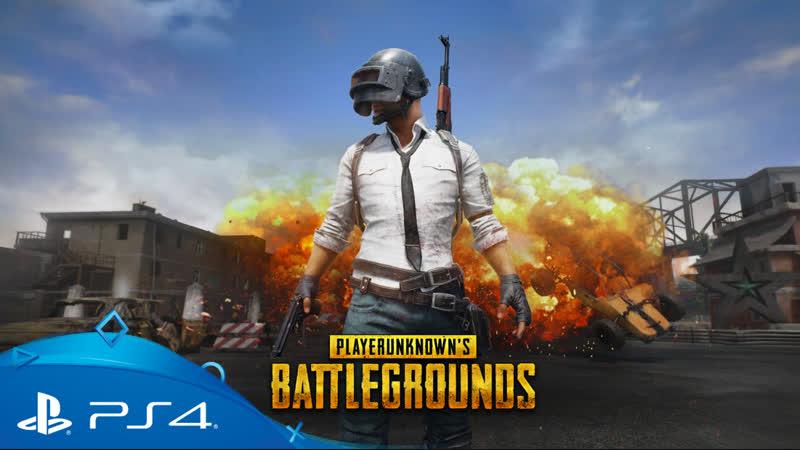 PLAYERUNKNOWNS BATTLEGROUNDS   Релизный трейлер   PS4