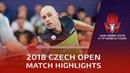Kirill Gerassimenko vs Daniel Habesohn | 2018 Czech Open Highlights (R16)