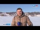 Сотрудники ГИМС провели рейд по зимним рыбалкам