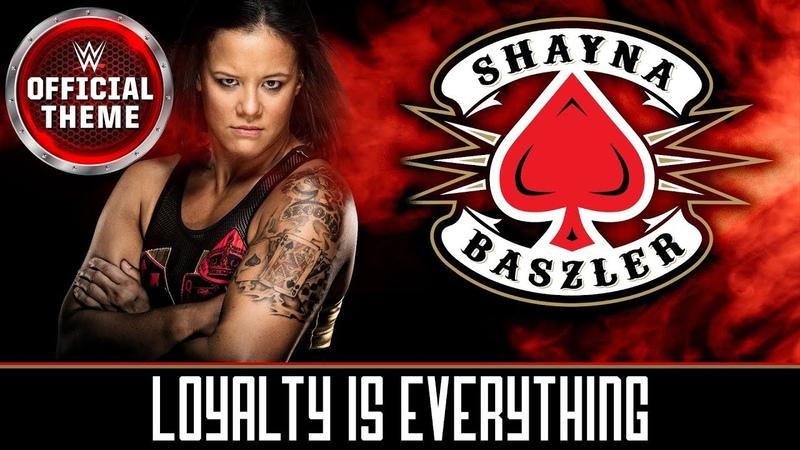 Shayna Baszler - Loyalty Is Everything (Entrance Theme)