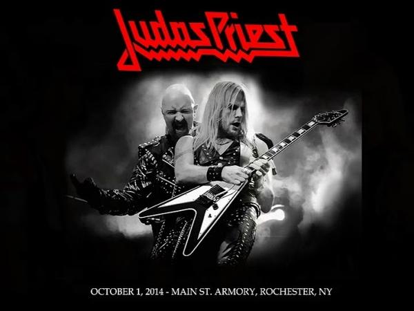 Рок передача о метал группе Judas Priest
