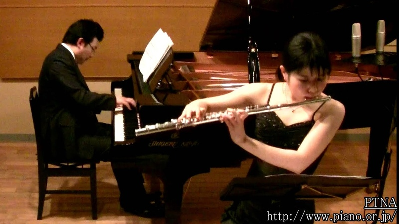 L.v.Beethoven=Theobald Böhm :Romance No.2 Op.50 Fl.高橋詩織:Takahashi,Shiori Pf.赤松林太郎:Akamatsu,Rintaro