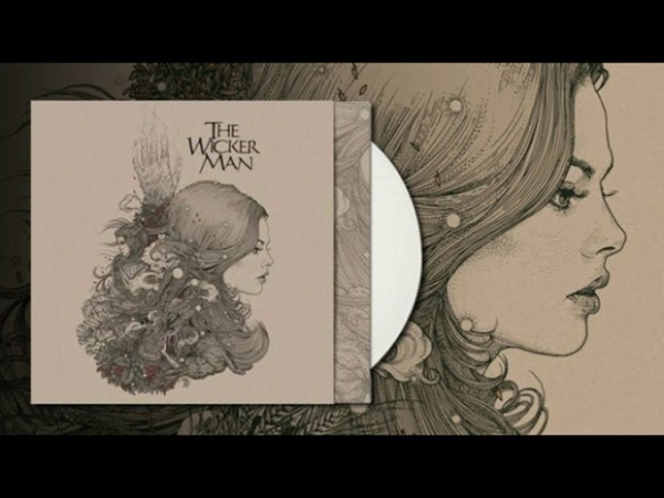 The Wicker Man 1973 Soundtrack Vinyl Rip Horror OST