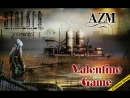 STALKER Call of Pripyat AZM Ночной поход в зону Valentine game Follow