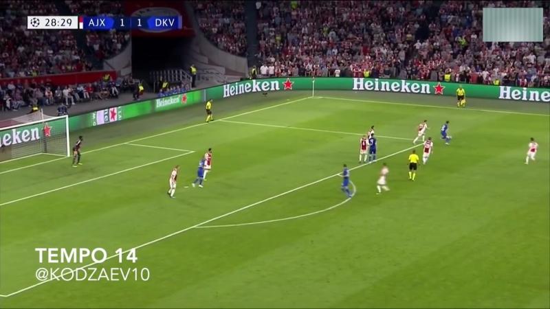 Frenkie de Jong vs Kiev