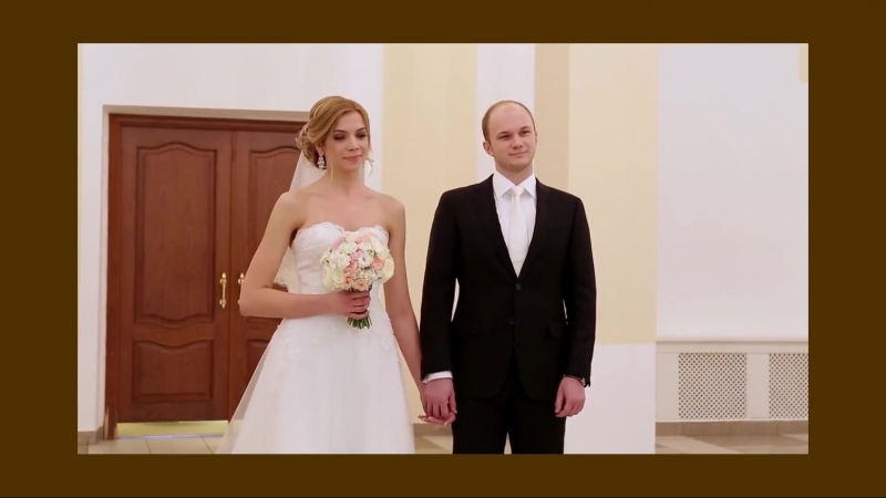 Трогательная история любви Хотите быть в главных ролях не упустите возможность заказать свадебную съемку в нашей студии