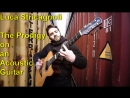 Luca Stricagnoli - The Prodigy on an Acoustic Guitar (фрагмент)