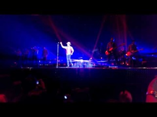 Bruno Mars - Show me/Our first time mix - Madrid 15/11/13