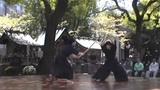 Ryushin Jigen Ryu at the 2007 Kameido Katori Jinja Kensosai