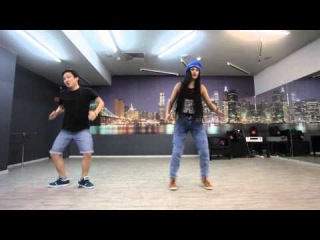 Инга Фоминых - Dancehall Choreography