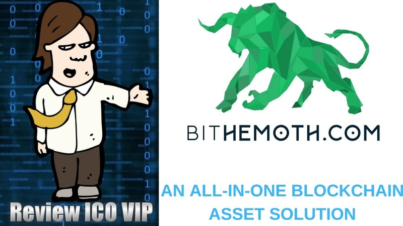 Bithemoth Review ICO An All In One Blockchain Asset Solution