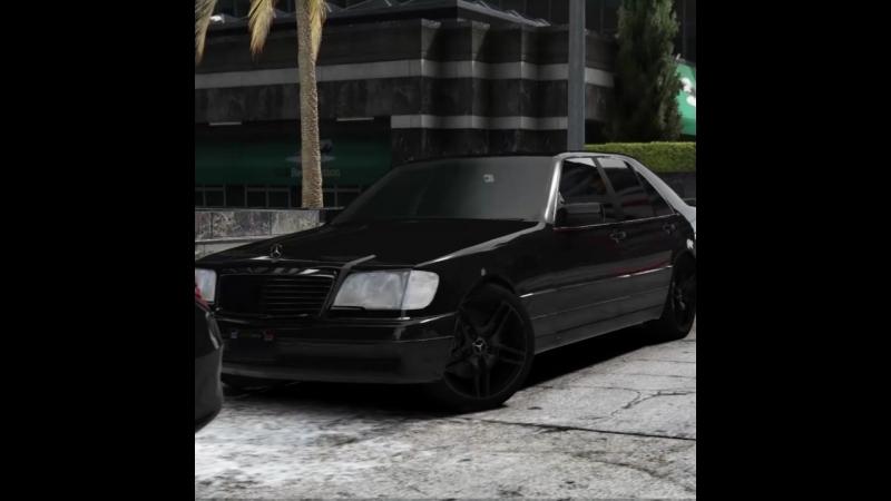 Mercedes-Benz s600-ые 💣