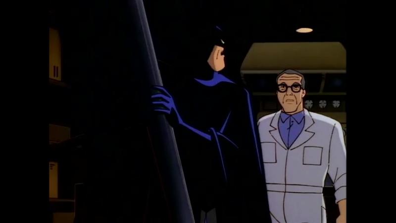 Бэтмен 1.17 Не вижу зла See No Evil Batman: The Animated Series