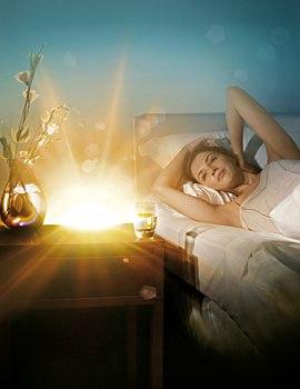 Купить световой будильник