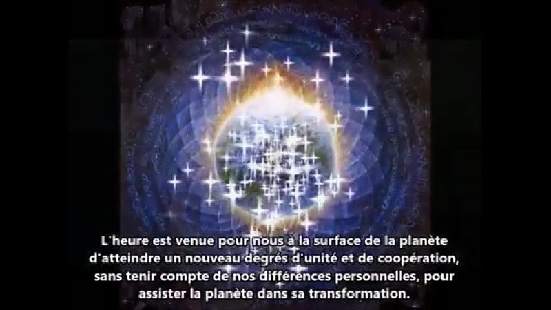 Meeditation Planeetaire hebdomadaire chaque Dimanche ea 17h 00 heure de Paris