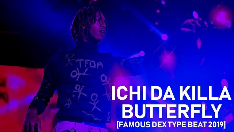 FREE FAMOUS DEX TYPE BEAT 2019 BUTTERFLY Free Type Beat Rap Trap Instrumental 2019