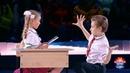 Эвелина Покраснетьева и Илья Макаров - Восемь с половиной. Ледниковый период. Дети. Второй сезон.
