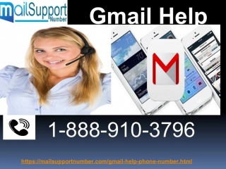 Instant Query for Gmail Dial 1-888-910-3796 Gmail Help