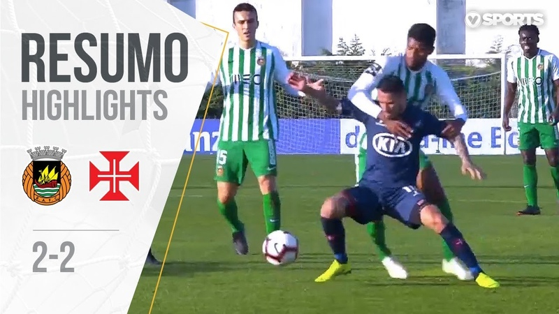 Highlights | Resumo Rio Ave 2-2 Belenenses (Liga 1819 13)