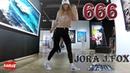 666 Let the rhythm take control jora eurodance remix