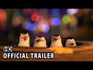 Трейлер №2 / Пингвины из Мадагаскара / Penguins of Madagascar / WEBRip 720p / Eng / 2014