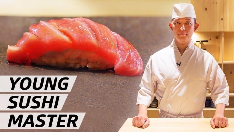 Chef Shion Uino Left Japans Best Sushi Restaurant to Open in New York — Omakase
